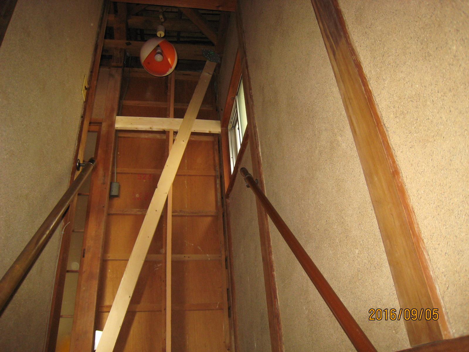 八幡市O様邸耐震改修工事の施工後画像